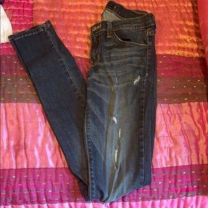 Flying Monkey Women's Ripped Jeans